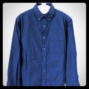 Dark blue Club Monaco Shirt
